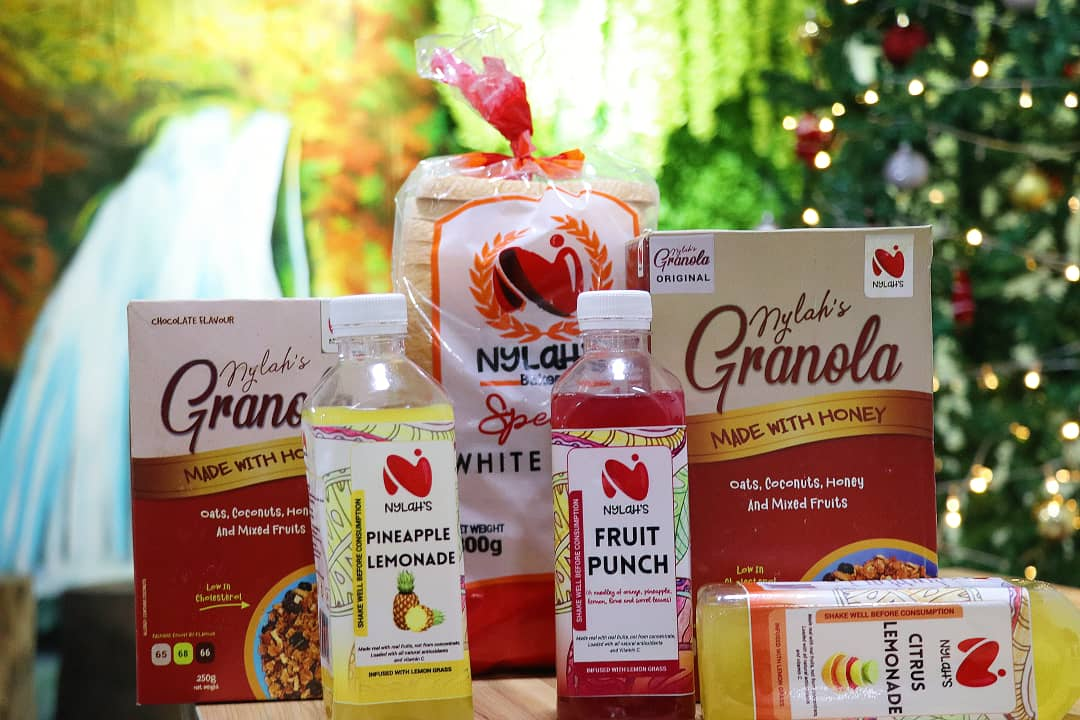 Nylah Granola products